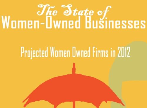 Women's Business Development Center Infograph