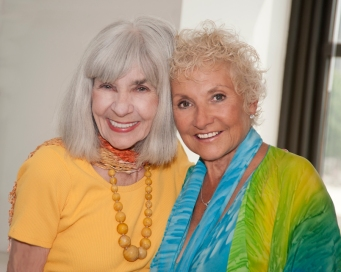 Hedy Ratner and Carol Dougal